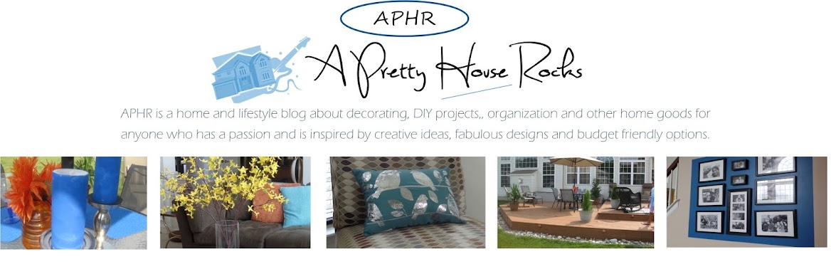 A Pretty House Rocks - Home Decorating Blog