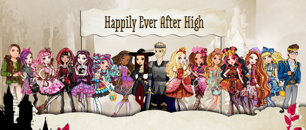 Happily Ever After High
