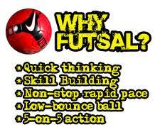 Porque FutSal