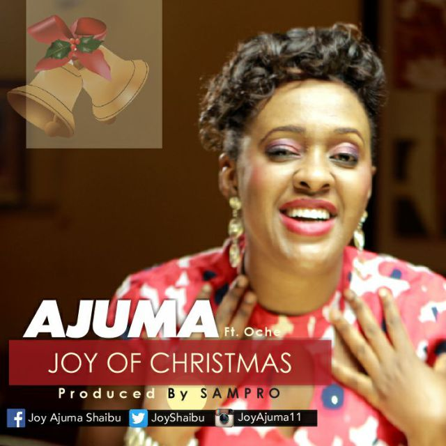 DOWNLOAD Music: Ajuma – Joy Of Christmas (Prod. By Sampro)