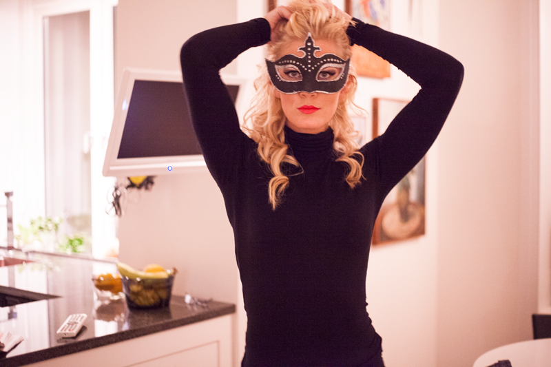 lätt halloween utklädnad