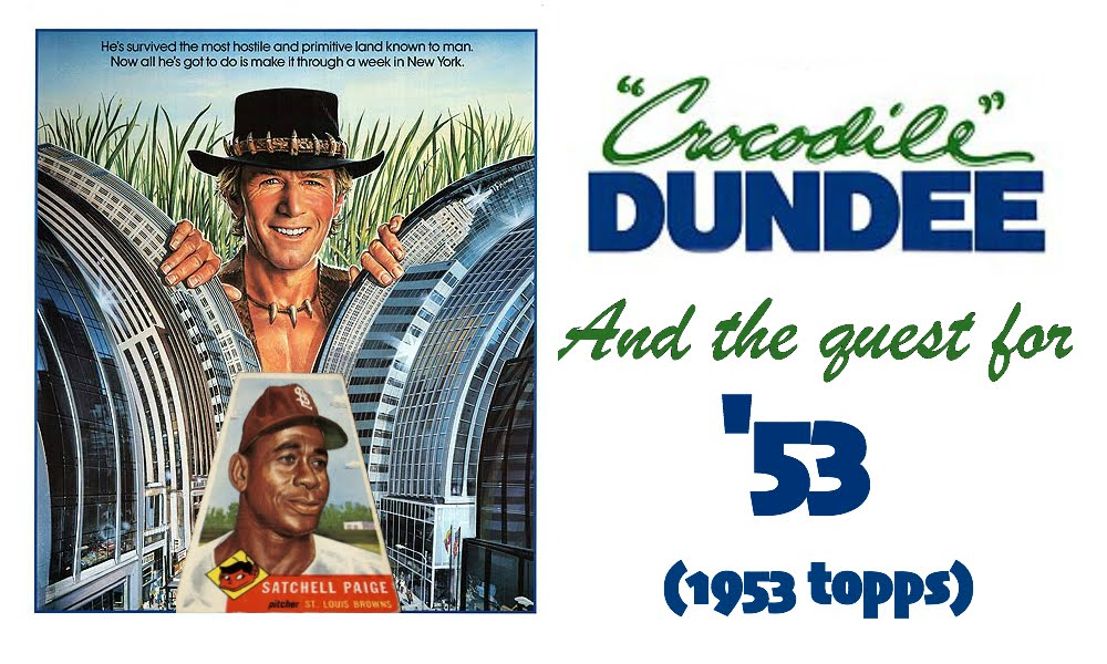 Crocodile Dundee and the Quest for '53