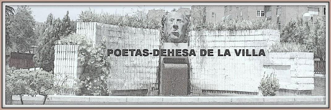 ASOCIACIÓN DE VECINOS POETAS DEHESA DE LA VILLA