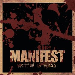 Manifest - Written In Blood