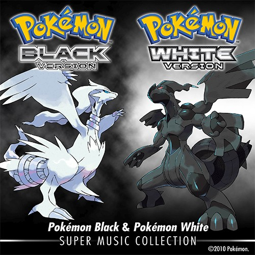 Pokémon Black & White: Super Music Collection (Descarga)