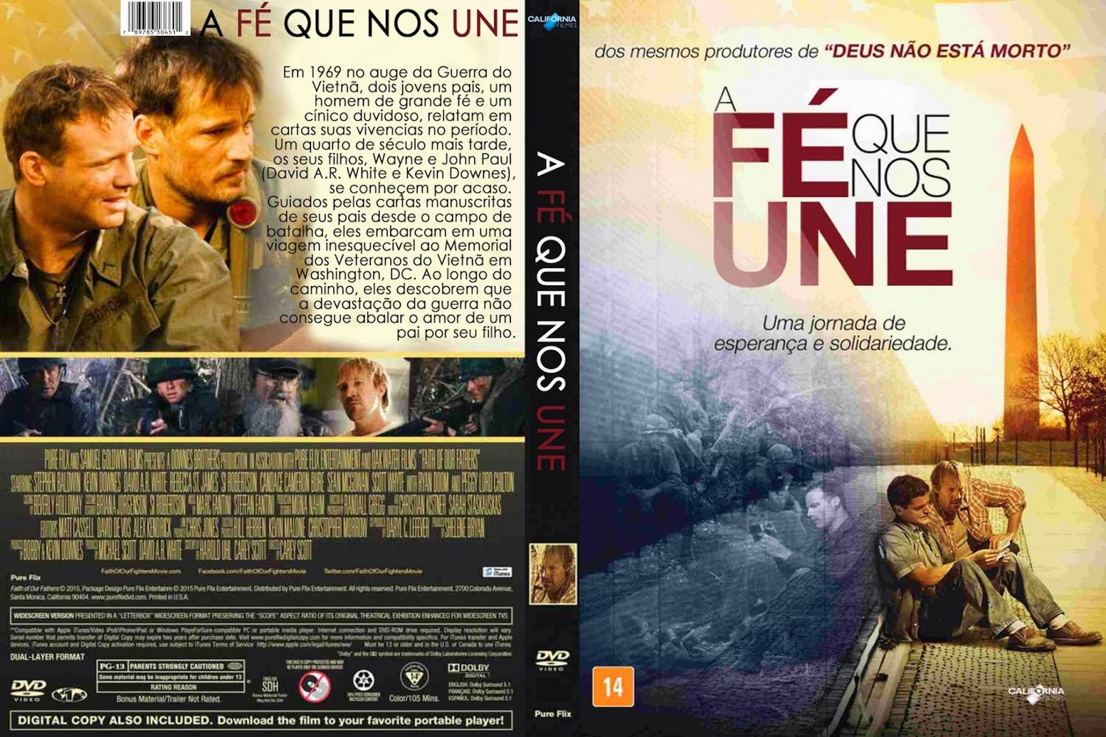 FILME ONLINE A FÉ QUE UNE - ASSISTA ONLINE AQUI