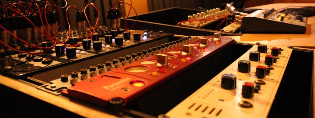 Studio d'enregistrement Medusa Prod à Marseille : mixage et mastering