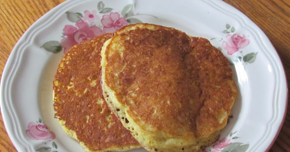 Pioneer Woman at Heart: Buttermilk Cornmeal Pancakes