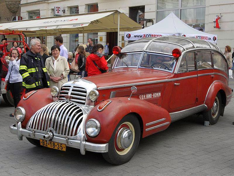 Just A Car Guy And Then There Is This 1941 Horch 853