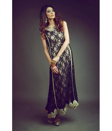 Arsalan Iqbal Ladies Eid Dress Collection 2014