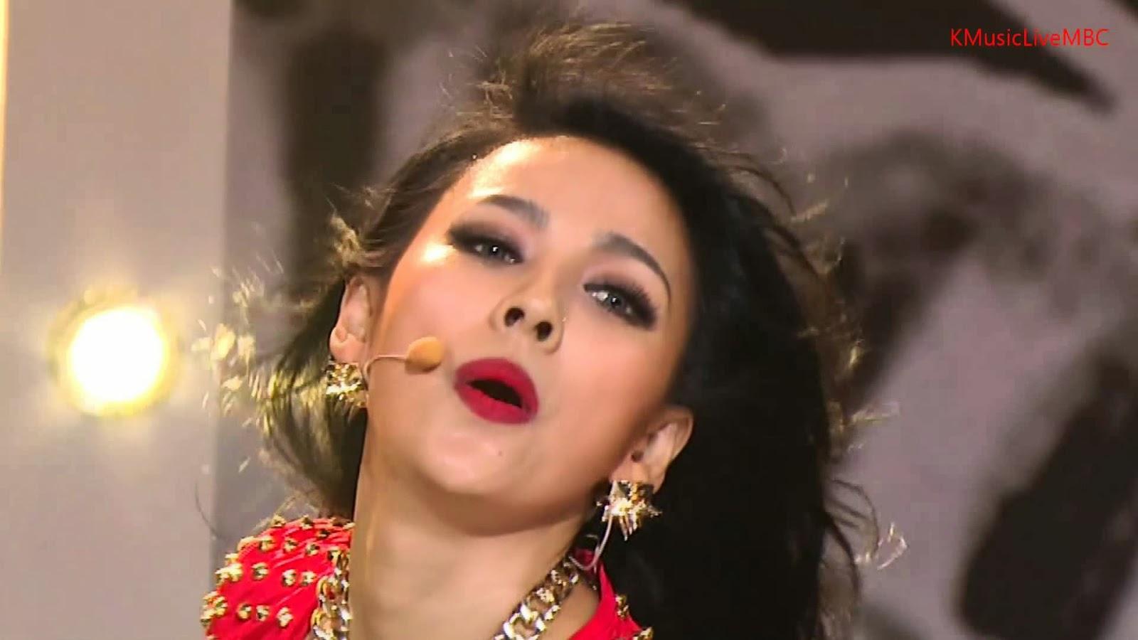 Lee Hyori Bad Girl live performanceLee Hyori 2013 Tattoo