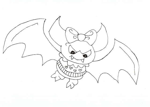 Monster high coloring pages baby abbey bominable for Monster high pets coloring pages