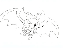 Monster High Skelita Coloring Pages