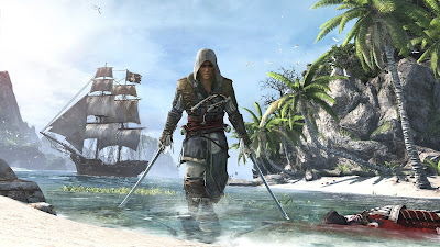 Assassin's Creed IV: Black Flag - Edward Kenway - We Know Gamers