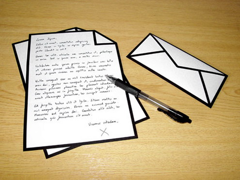 ... letters and teaching tips; includes business and social letters