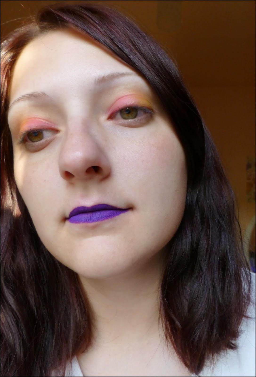 Cute Female Zombie Makeup Pretty zombie vegan liquid