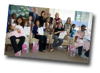 Girl Scouts of Nassau County Welcomed Troop 2012