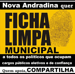 FICHA LIMPA MUNICIPAL