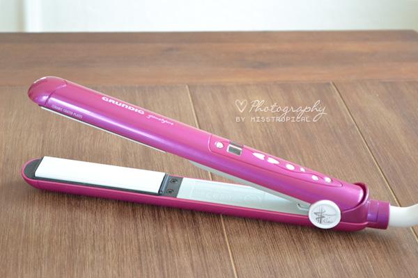 Grundig Crystal Hair Styler Straight & Curls HS 5732
