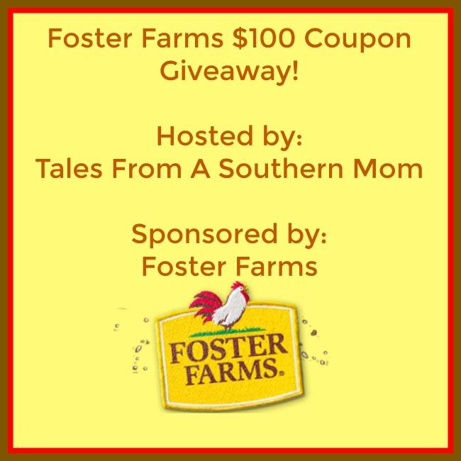Foster Farms 100 Dollar Coupon