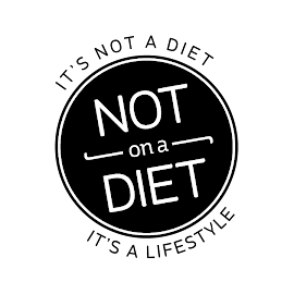 We're more than a blog! Not On A Diet website: