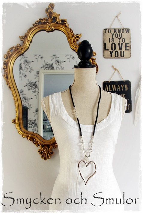 Hjärta och läder