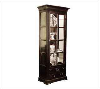 Curio Cabinets From