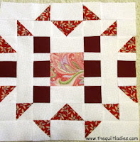 February Quilt Pattern Block of the Month Tutorial