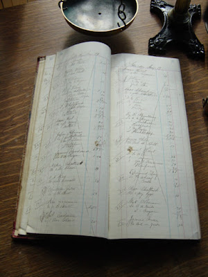 Store Ledger Books Online for Massachusetts