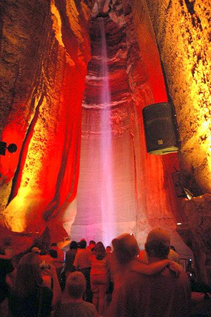 Ruby Falls - Underground Waterfall, Chattanooga