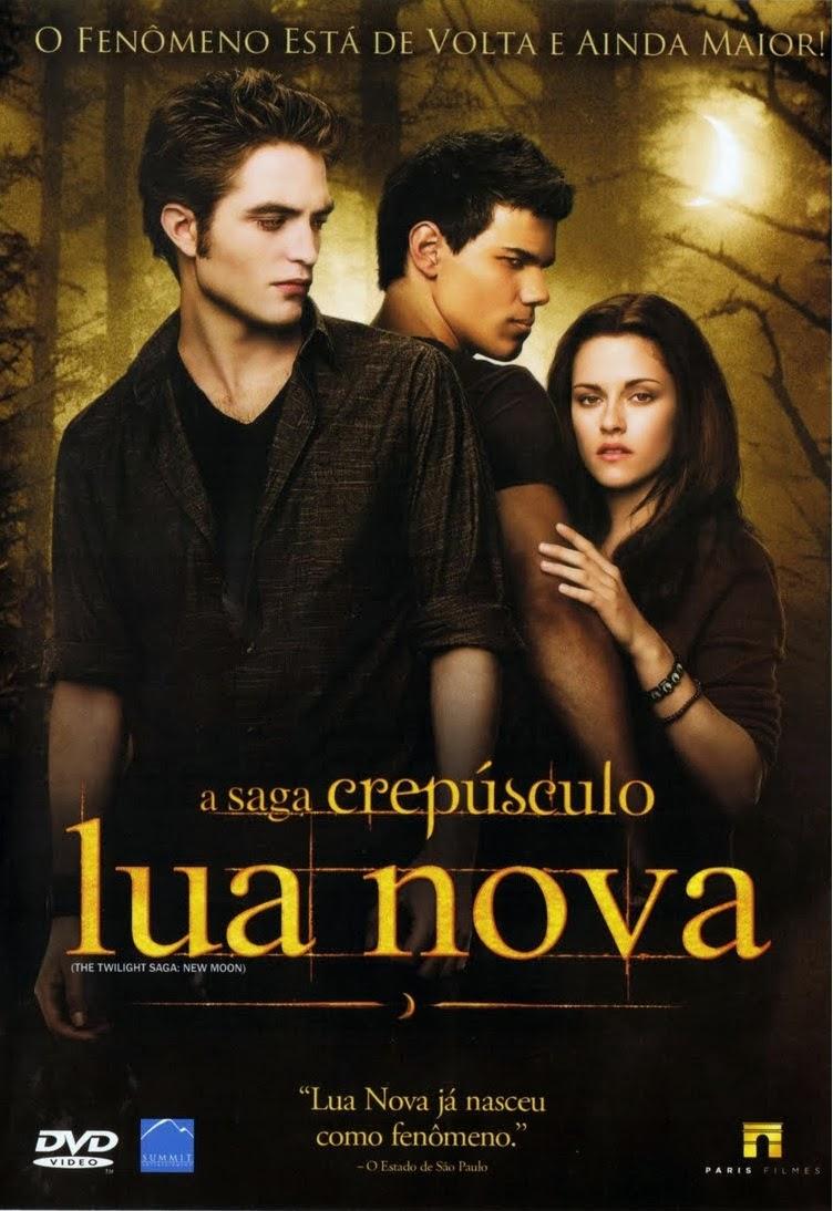 A Saga Crepúsculo: Lua Nova – Dublado (2009)