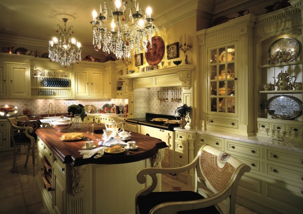 Darkness visible that sinking feeling victorian kitchens for Victorian kitchen designs