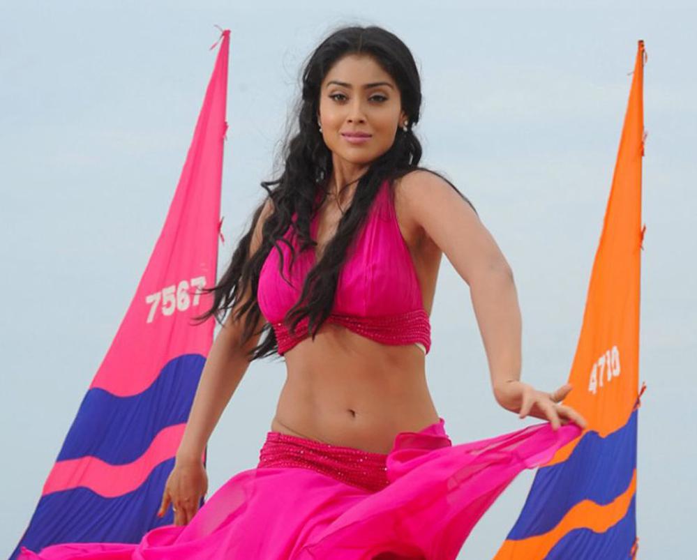 Shriya Saran Hot Naval Showing Photos Actors And Actress