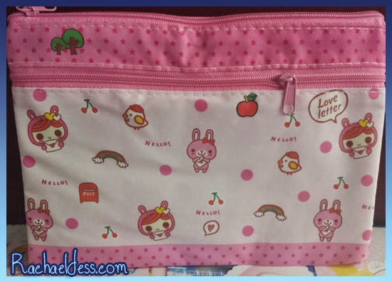 Uber cute pencil case
