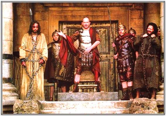 jesus barabbas in the bible