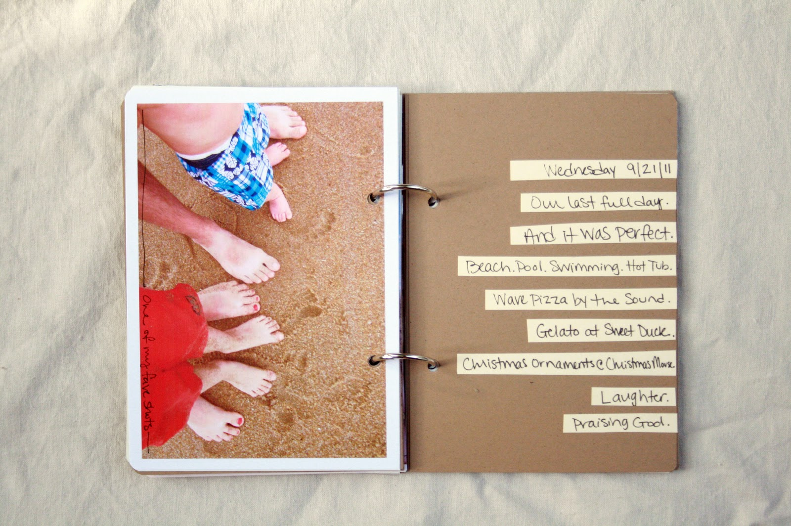 The Creative Place Complete Vacation Travel Journal