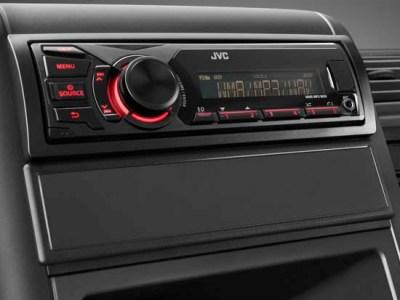 Radio USB Bus Mitsubishi
