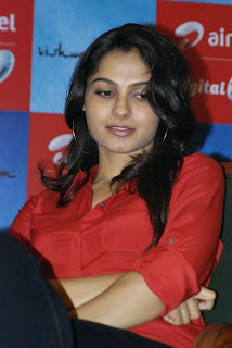 andrea jeremiah Pictures at airtel dth launch7