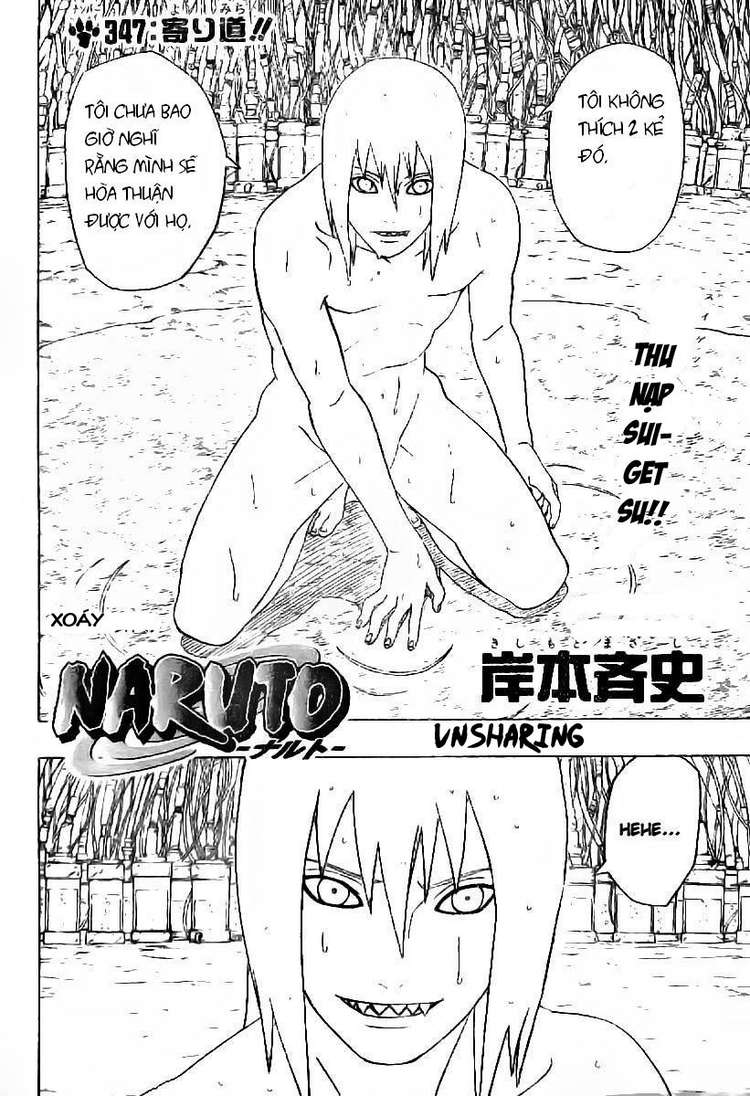 Naruto - Chapter 347 - Pic 2