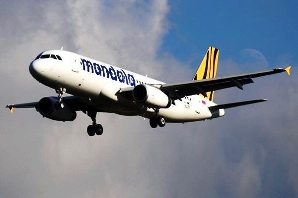 Mandala Airlines. Batam. ZonaAero