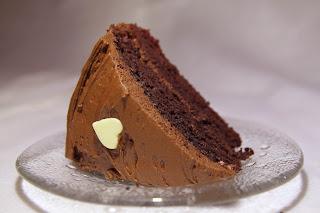 Wariacje na temat Old Fashioned Chocolate Cake
