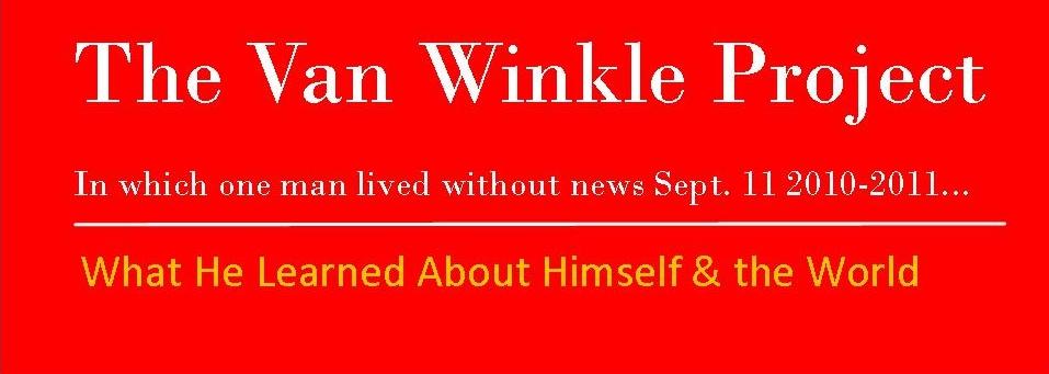 The Van Winkle Project