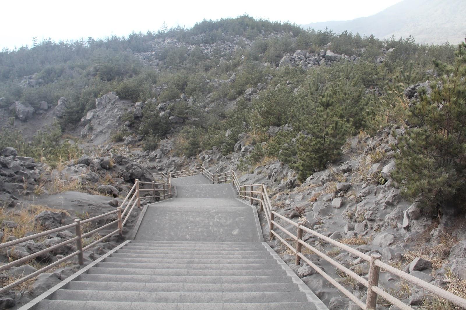 Kagoshima Japan  city pictures gallery : The Japan Travel Digest: Sakurajima Volcanic Island, Kagoshima, Japan