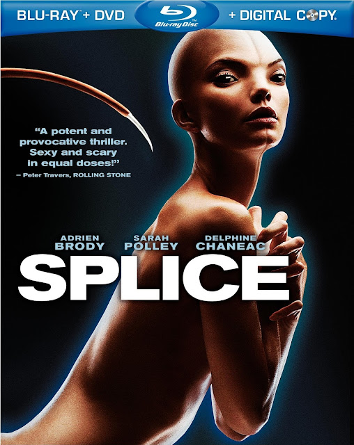 Splice: Experimento Mortal (audio latino) mkv 720p