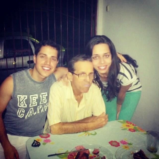 pai, irmão, eu
