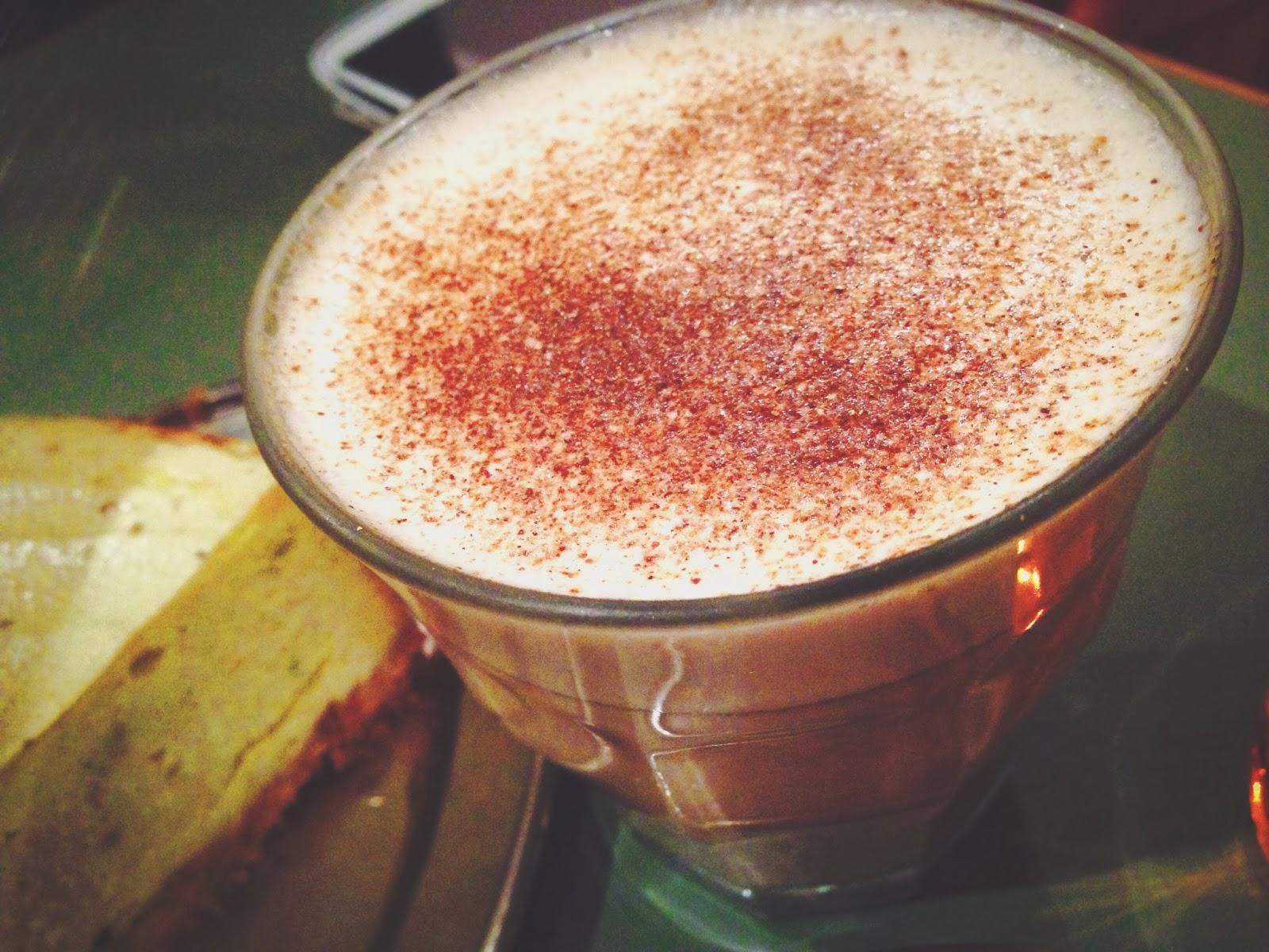 Penny University Chai Latte