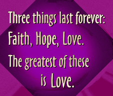 Faith,Hope & Love