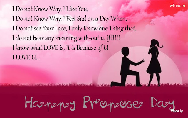13 Best Happy Propose Day SMS for GF/BF