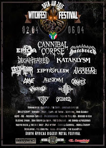 WITCHFEST FESTIVAL OPEN AIR 2015