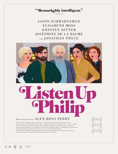Ver Listen Up Philip (2014) Online